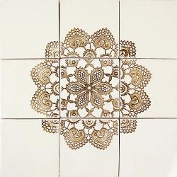 kompozycja 30x30cm - wzór 1 (130zł)